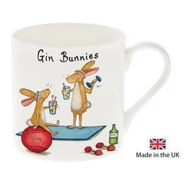 Gin Bunnies Small Mug